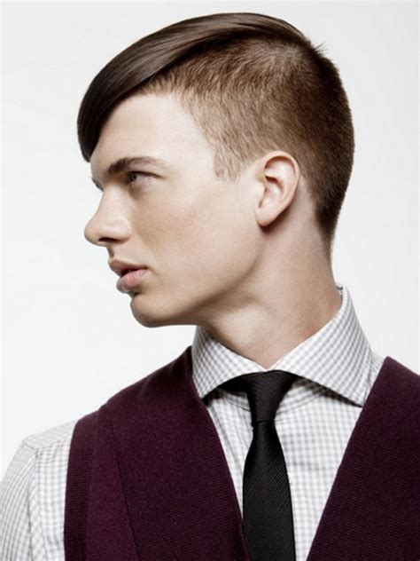 latest  mens hair trends coming  spring summer
