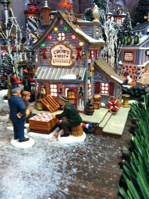 coastal christmas village festival collections