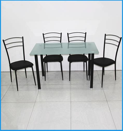 cheap metal  restaurant dining table  chairs   china buy cheap dining table set