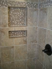 bathroom alcove ideas a waterproof alcove for holding all your shower toiletries minnesota regrout and tile