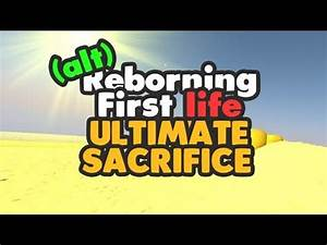 Miners Haven: Reborning first llife Ultimate Sacrifice ...