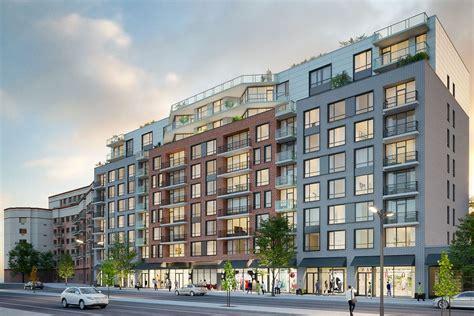 Big Apartments : Rockaway Will Get Its First Big Apartment Building Since