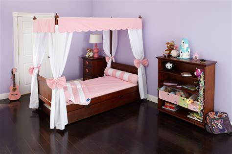 Cute Canopy Twin Beds For Girls And Ideas House Photos