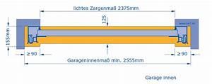 Hörmann Sektionaltor Einbauanleitung : h rmann sektionaltor 2375 x 2125 mm mit oder ohne antrieb ~ Orissabook.com Haus und Dekorationen