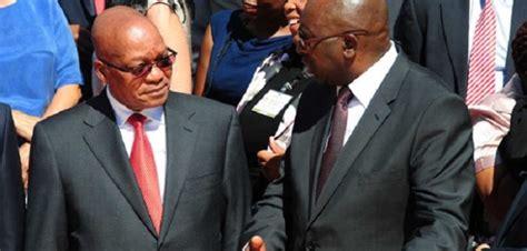 Former Finance Minister Nene Chair Investment Firm