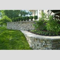 17 Best Images About Decorative Retaining Walls On