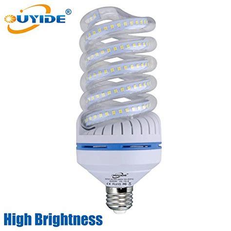save 66 ouyide spiral led corn light bulbs 250 watt equivalent 3300lm 30w a19 led bulbs
