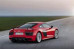 Audi Presents The New R8  Sporty Revelation