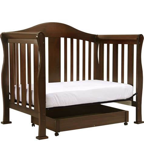 s convertible crib davinci 4 in 1 convertible crib in coffee