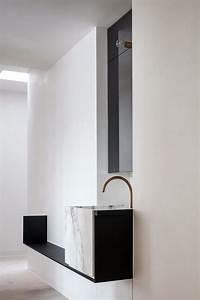 Putz Für Bad : marmor im badezimmer modern inszenieren 40 ideen f r ein minimalistisches bad putz ~ Watch28wear.com Haus und Dekorationen