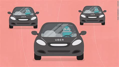 Is Uber's Push For Self-driving Cars A Job Killer?