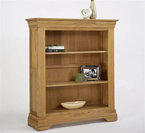 Small Office Bookcase by Calais Solid Oak Living Room Office Furniture Small
