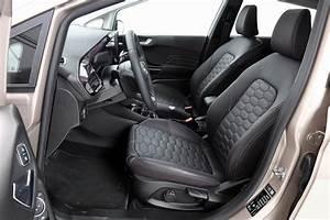 Ford Fiesta Vignale : interior ford fiesta vignale 5 door worldwide 39 2017 pr ~ Melissatoandfro.com Idées de Décoration