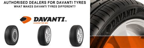 Davanti Tyres Authorised Dealer