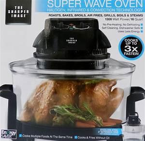 Best Deals  The Sharper Image 8217 Super Wave Oven Halogen