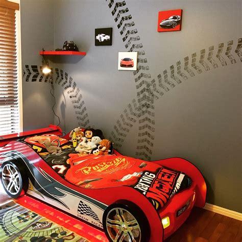 race car room decor car racing theme room for our 3 year boy room bedroom