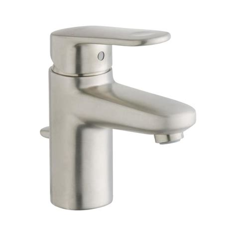 grohe europlus kitchen faucet shop grohe europlus brushed nickel 1 handle single