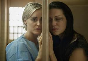 The Real Alex Vause: OITNB Gets Lesbian Prison Sex Wrong!