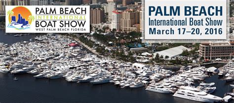 Palm Boat Show by Luxury Speed Boats Pershing Yacht