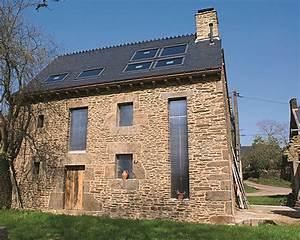 Toiture Metallique Pour Maison : r novation d 39 une toiture de 1754 ~ Premium-room.com Idées de Décoration