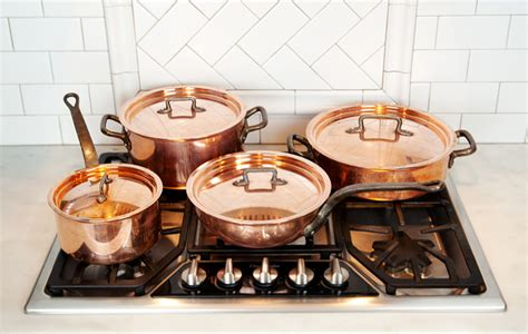 clean tarnished copper pans  emerging home