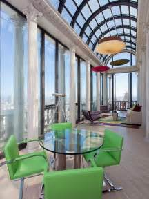 Inspiring Solarium Terrace Photo by Deco Penthouse In San Francisco
