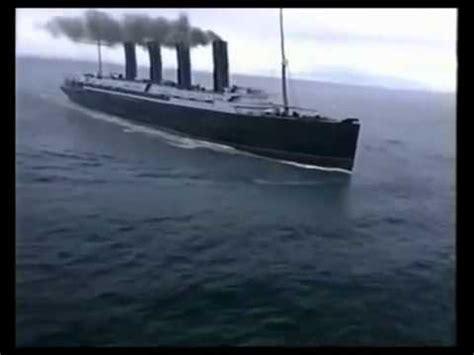 Sinking Of The Britannic Sleeping Sun by Titanic Nightwish Sleeping Sun Funnydog Tv