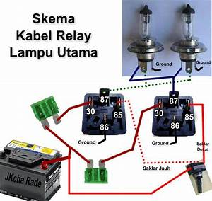 Diagram  Wiring Diagram Lampu Kota Mobil Full Version Hd