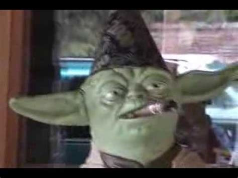 yoda bloopers youtube