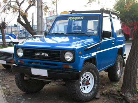 Daihatsu Rocky by Daihatsu Rocky Photos Informations Articles Bestcarmag