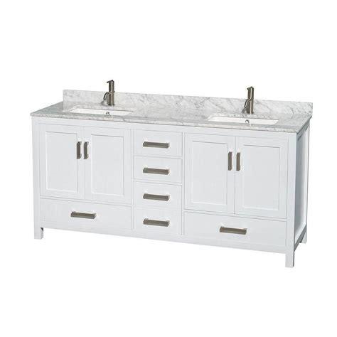 wyndham bathroom vanities canada wyndham collection sheffield 72 inch w vanity in