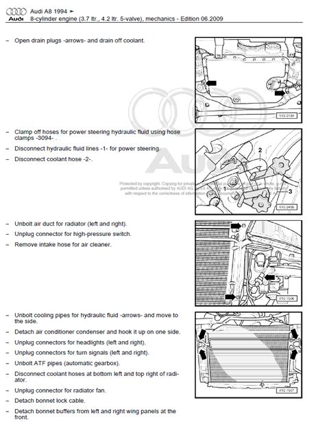audi    repair manual factory manual