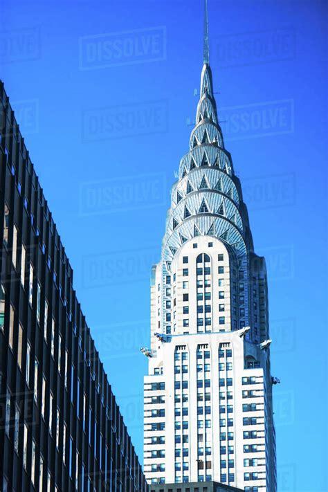 Chrysler Building Ny by Chrysler Building New York City New York Usa Stock