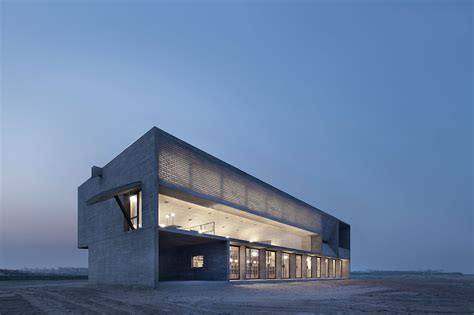 High By The Beach Seashore Library By Vector Architects
