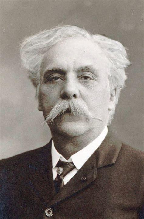 gabriel faure composer short biography  pictures