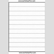 Straight Line Tracing  3 Worksheets  Printable Worksheets