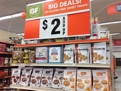 Gluten Free on the Cheap at Big Lots