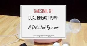 Gaksimil G1 Breast Pump Reviews
