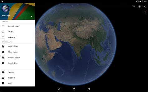 Google Earth  Apps Para Android No Google Play