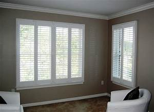 Plantation Shutters - Traditional - Bedroom - boston - by