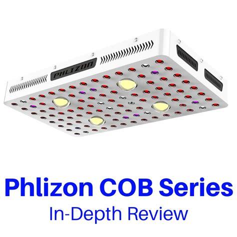 Cob Led Grow Light Review by Phlizon Cob Series Led Grow Light Review