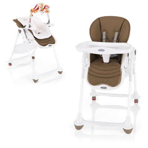 chaise haute 3 en 1 brevi chaise b 3 en 1 moka moka achat vente chaise