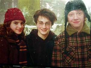 Harry Potter | We are young - Harry, Ron and Hermione ...