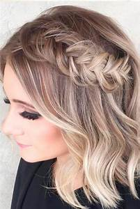 33 Amazing Prom Hairstyles for Short Hair 2018 Braids Pinterest Prom hairstyles, Short