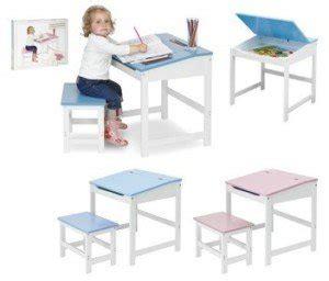 pupitre bureau et banc de travail en bois pour enfant avec