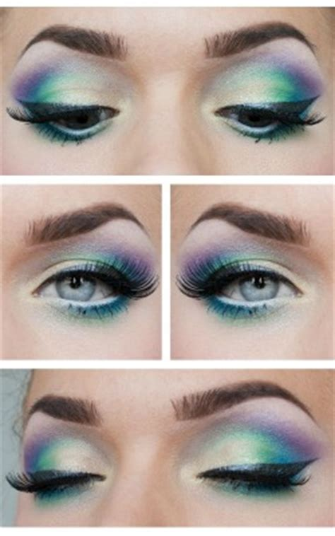 eye makeup tips  blue eyes  inspirations