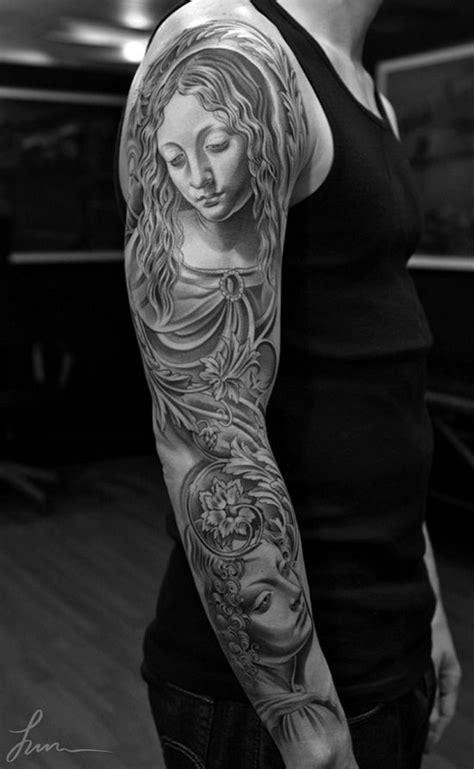 Jun Cha #tattoo | Tatuerare, Tatuering, Inspiration