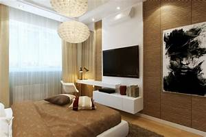 Tv Im Schlafzimmer : schlaf gut tipps f r die richtige zimmereinrichtung ~ Lizthompson.info Haus und Dekorationen