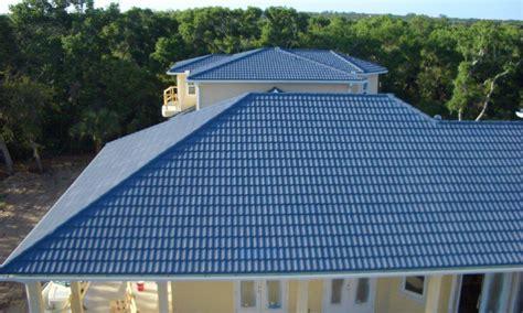 metal classic tile metal roofing contractors