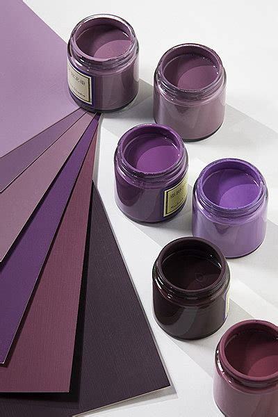 ambiance canape couleur aubergine